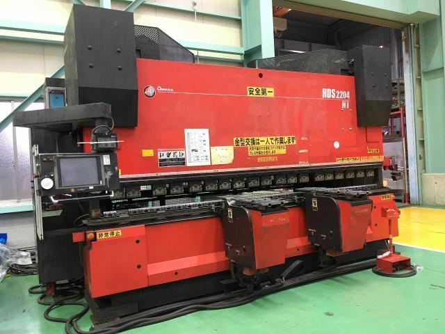 AMADA   アマダ HDS-2204NT
