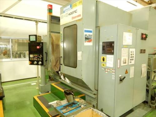 Okamoto   岡本工作機械 SHG-400NC