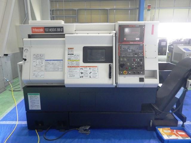 Mazak   ヤマザキ QTN-200Ⅱ