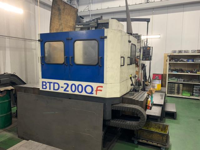 TOSHIBA   東芝機械 BTD-200QF