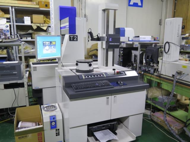 真円度測定器 TOKYO SEIMITSU   東京精密 RONDCOM54DX