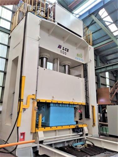 連傑油圧工業 LDF1-500-200-3000×1650