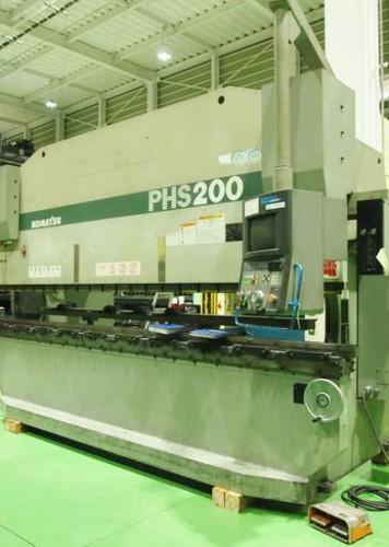 KOMATSU   コマツ PHS-200*400