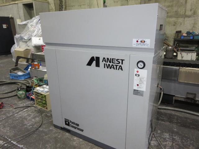 ANEST IWATA   アネスト岩田 CLP75E-8.5D
