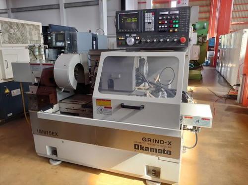 Okamoto   岡本工作機械 IGM-15EX