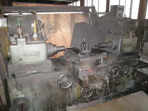両頭中ぐり盤 シンポ工業 HB-2200GH