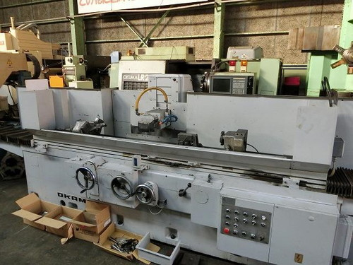 Okamoto   岡本工作機械 SSG-102