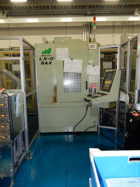 Matsuura   松浦機械 LX-0-5AX