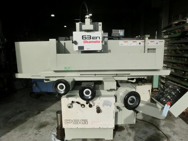 平面研削盤 Okamoto   岡本工作機械 PSG-63EN