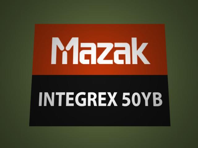 Mazak   ヤマザキ Integrex 50YB 2500U