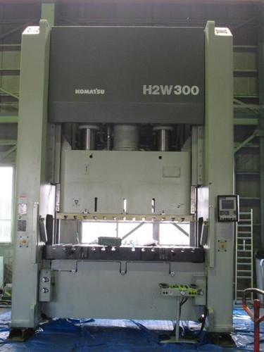 KOMATSU   コマツ H2W-300