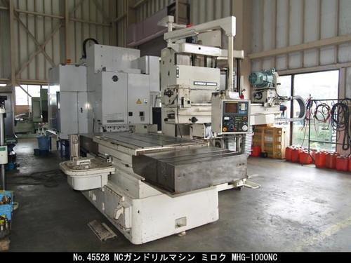 MIROKU   ミロク機械 MHG-1000NC