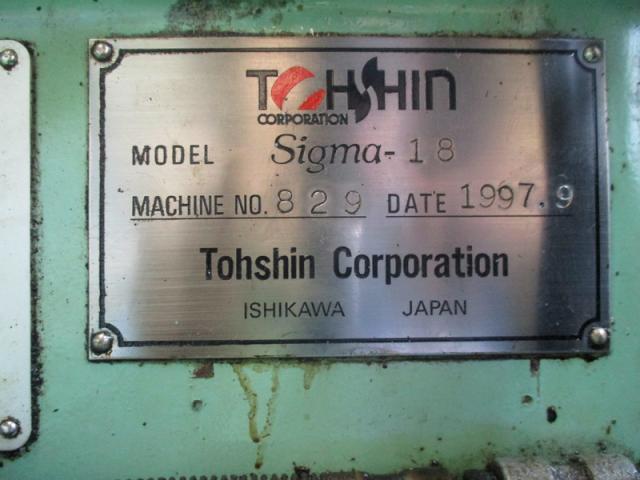 東振テクニカル Sigma-18
