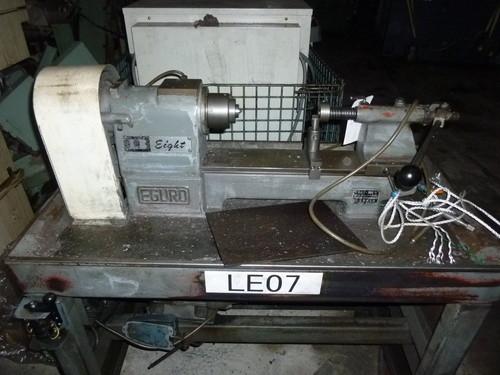 卓上タレット旋盤 EGURO   エグロ LB8T