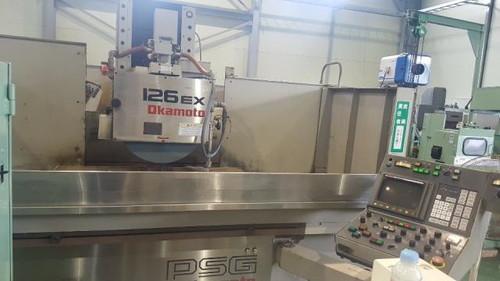 Okamoto   岡本工作機械 PSG-126EX