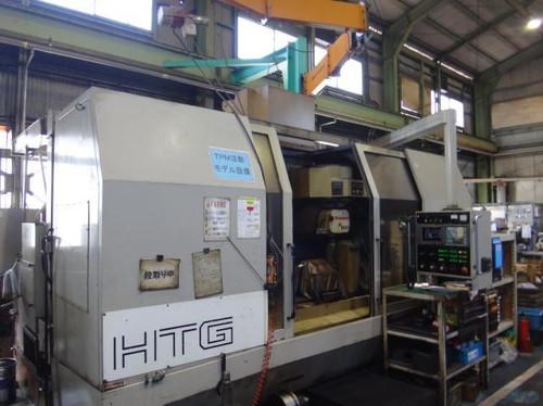 NC歯車研削盤 Okamoto   岡本工作機械 HTG-600H
