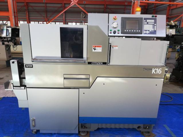 CITIZEN   シチズン K16-ⅦP 1F7P