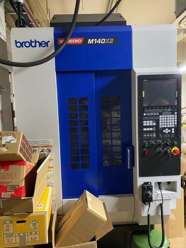 brother   ブラザー工業 SPEEDIO M140×2