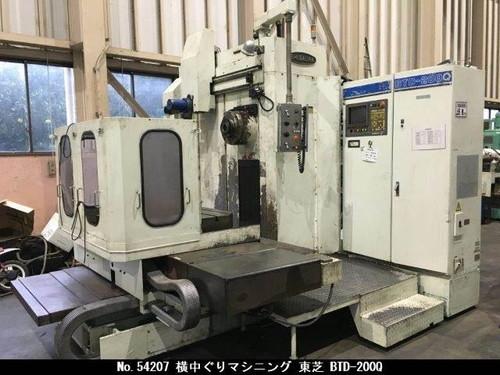 TOSHIBA   東芝機械 BTD-200Q