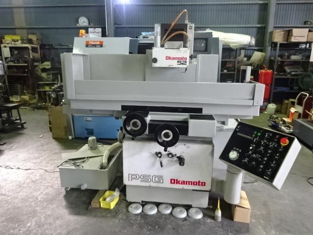 Okamoto   岡本工作機械 PSG-52DX