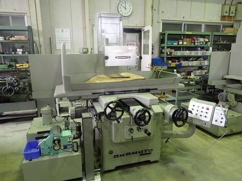 Okamoto   岡本工作機械 PSG-65AN