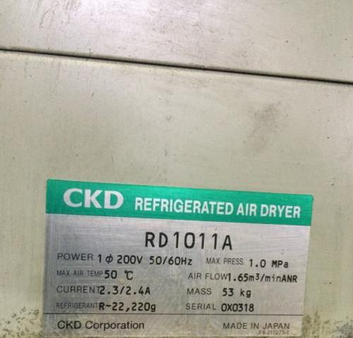 CKD   シーケーディ RD1011 A