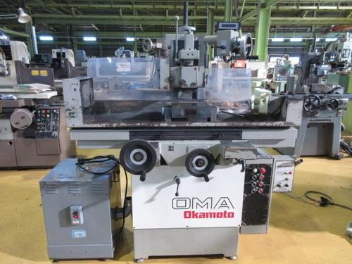 Okamoto   岡本工作機械 OMA-450DXC