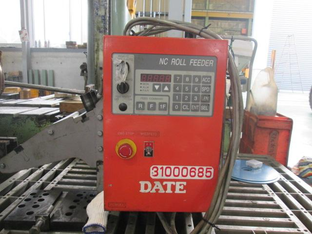 DATE   伊達機械 NCR-3-201