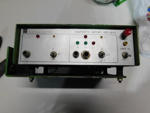 SUGIYAMA   杉山電機システム SS-211