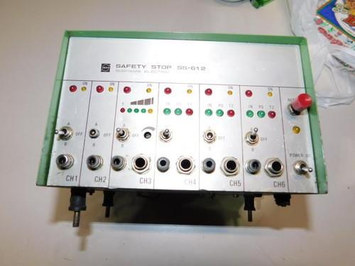 SUGIYAMA   杉山電機システム SS-612