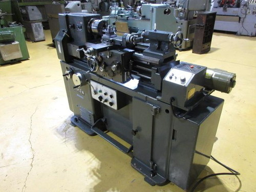 3尺旋盤 RIKEN   理研製鋼 RBL-50