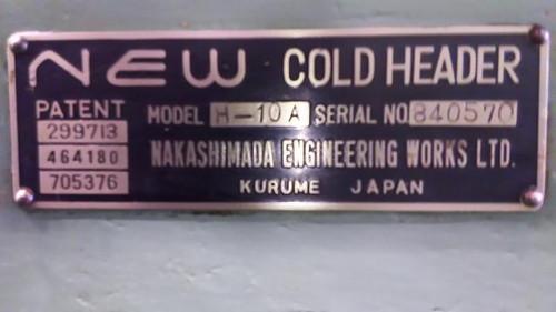 NEW   中島田鉄工所 H-10A②