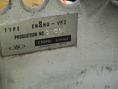 ENSHU   エンシュウ VF-2