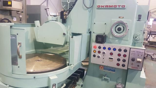 Okamoto   岡本工作機械 PRG-6