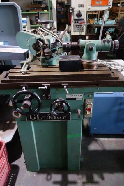 IIDA   飯田鐵工所 GL-350F