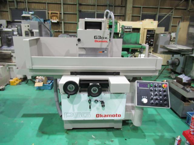 Okamoto   岡本工作機械 PSG-63DX