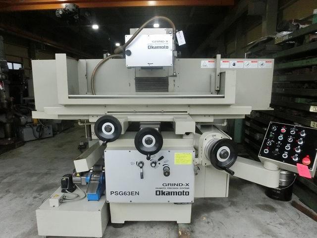 Okamoto   岡本工作機械 PSG-63EN