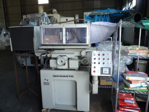 Okamoto   岡本工作機械 ASM-1G