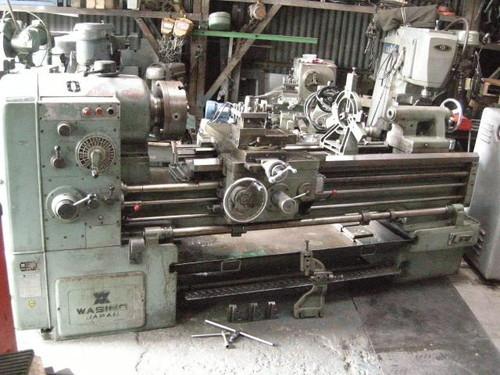 WASINO   ワシノ機械 LEOG-150A