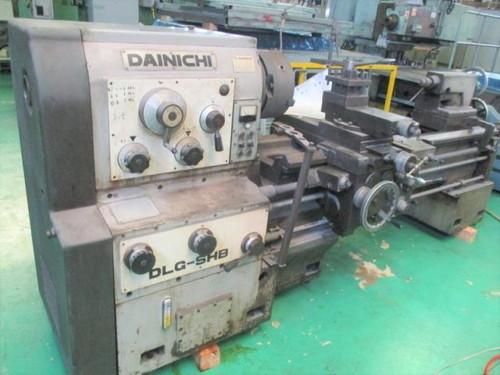 9尺旋盤 DAINICHI   大日金属 DLG-SHB63*150