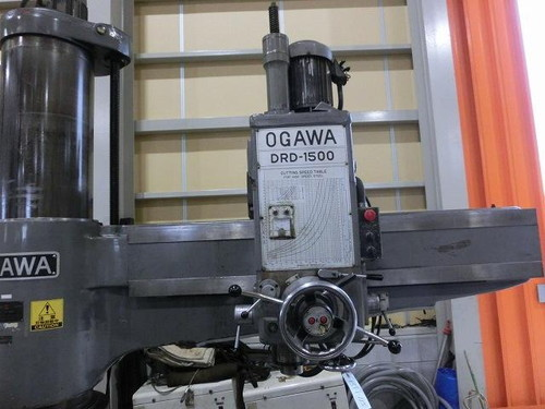 OGAWA   小川鉄工 DRD-1500