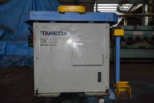 TAKEDA   タケダ機械 THC-212B