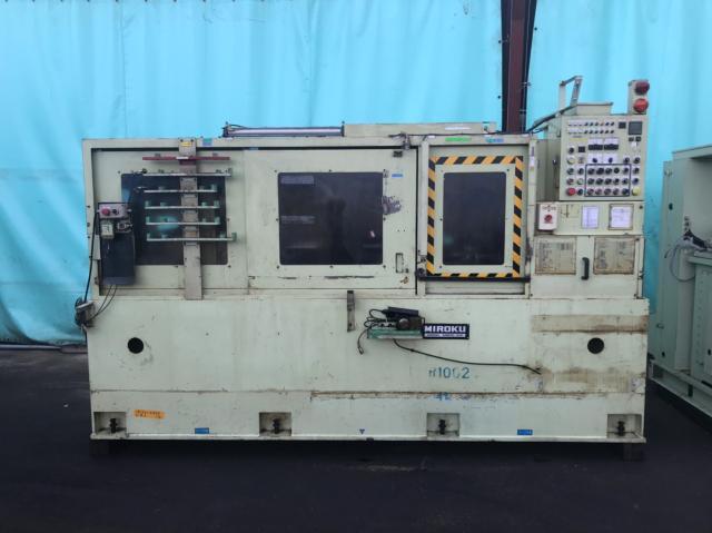 MIROKU   ミロク機械 MBDG-300