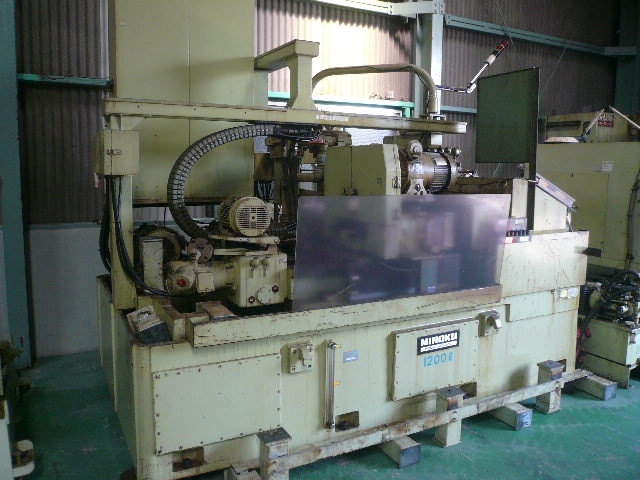 MIROKU   ミロク機械 MIG-200-2