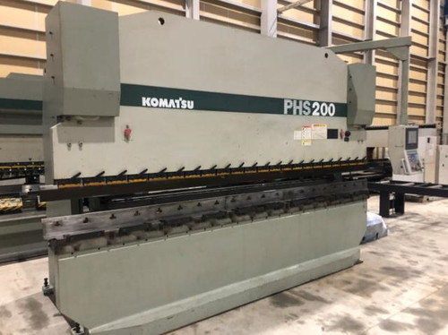 KOMATSU   コマツ PHS-200*4000