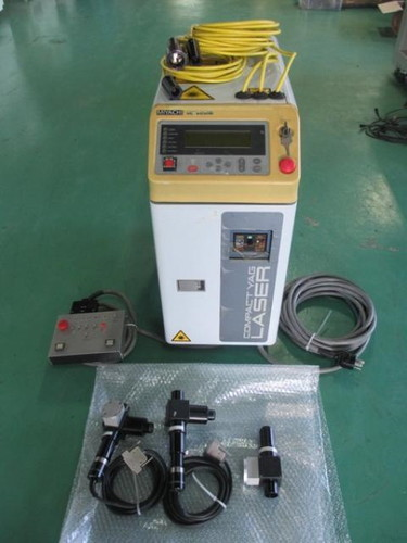 YAGレーザー溶接機 Miyachi Technos   ミヤチテクノス ML-2030B