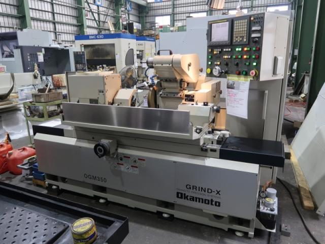 Okamoto   岡本工作機械 OGM-350UNCB