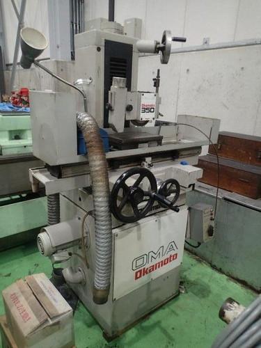 Okamoto   岡本工作機械 OMA-350DX
