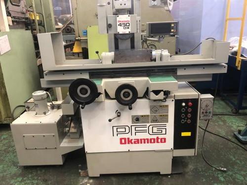 Okamoto   岡本工作機械 PFG-450DXC
