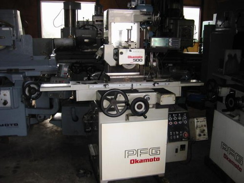 Okamoto   岡本工作機械 PFG-500L